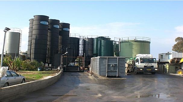 Hazardous Wastewater Treatment