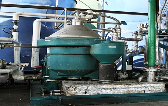 Second Stage Separator